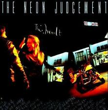 THE NEON JUDGEMENT-the insult RARE 1991 CD - MEAT BEAT MANIFESTO/EBM