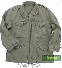 WW2 US ARMY STYLE NORWEGIAN M43 COMBAT JACKET IN OLIVE GREEN  38 - 40 INCH CHEST