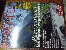 µ? revue Pyrenees Magazine n°45 Transhumance Parc National Pyrénées Ariege