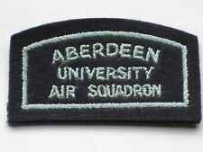 Royal Air Force,Aberdeen University Air Squadron,RAF, Luftwaffe