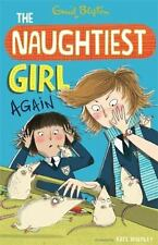 Naughtiest Girl Again, Digby, Anne, Blyton, Enid, New Books