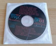 DANCEPARTY TRAX (CHEMICAL BROTHERS, PIZZAMAN, UMBOZA) - CD PROMO COMPILATION