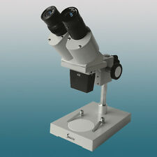 40x-80x Stereo Microscope for PCB Inspection Cell Phone Repairing w/ WF10X WF20X