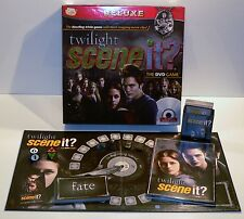 Scene it? le dvd game-twilight edition-avec coeur-arrêt clips