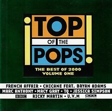 TOP OF THE POPS - THE BEST OF 2000 VOLUME ONE / 2 CD-SET - TOP-ZUSTAND