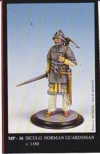 FRIULMODEL MP-16 - SICULO NORMAN 1180 - 54mm WHITE METAL