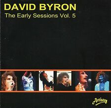 DAVID BYRON ex URIAH HEEP EARLY AVENUE SESSIONS Vol. 5 - 24 HQ STEREO TRACKS NEW