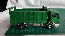 Mercedes 1217 Animal Cattle Truck Lorry Solido 373 France 1:55 12797 Green Toy