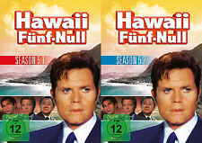 6 DVDs * HAWAII FÜNF-NULL (ORIGINAL) Five-0 SEASON  5.1 + 5.2 IM SET # NEU OVP =