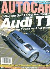 AUTOCAR - 21 February 1996 Road Test: Rover 825I KV6