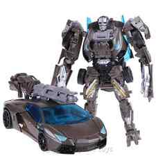 New Transformer 4 The Lockdown Metal Parts Action Figures With Box 18cm