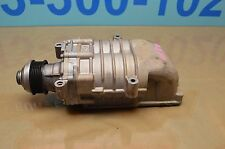 01-04 R170 MERCEDES C230 SLK230 KOMPRESSOR SUPERCHARGER ASSEMBLY 1110901080