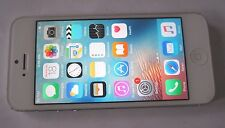 FACTORY UNLOCKED AT&T Apple iPhone 5 16GB White 4G GSM Smart Phone *GUARANTEED*