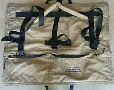 US Army SAW Spare Bulldog Barrel Bag M249 / M240B w/ Sling/Shoulder Strap