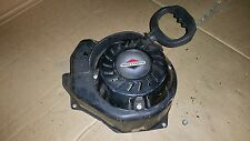 BRIGGS  STRATTON SNOW ENGINE STARTER COVER 699598 699335 recoil pull starter