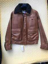Porsche design 60th anniversary leather jacket