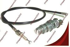 ENFIELD COMPLETE DECOMPRESSOR ASSLY + CABLE #141207