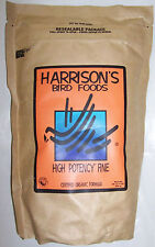 Harrison's High Potency   Super Fine Pellets  1lb   parrot/bird