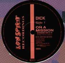 DICK - On A Mission - low spirit