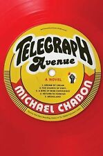 Telegraph Avenue by Michael Chabon (2012, Hardcover)