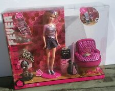 Barbie Fashion Fever Style Space Chair Cat House Furniture 1/6 Set Diorama Doll
