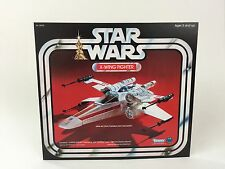 Vintage Star Wars x-wing  Box Front Only backdrop For Display