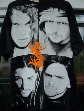 Vintage Sepultura T-Shirt 2-sided size XL