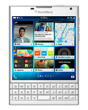 BlackBerry Passport - 32GB - White (Unlocked) Smartphone