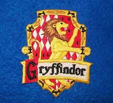 GRYFFINDOR  iron on embroidered patch 3.3 X 2.7  HARRY POTTER Halloween hogwarts
