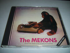 The Mekons The Quality of Mercy is Not Strnen CD CDV 2143 1979/1990 Rock Punk