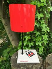 Nintendo NES Advantage retro gaming lamp by AsBeAu upcycled trashion repurposed