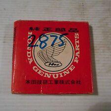 GENUINE HONDA PARTS RING 4th OVERSIZE 1.00MM CR250M 1973 1975 1976 13015-357-003