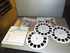 Viewmaster snow white b300e very near mint condition 1960's