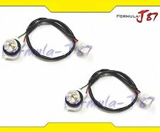 Wire Harness Miniature L 3156 S T25 Two Cables Light Bulb Pigtail Male Female