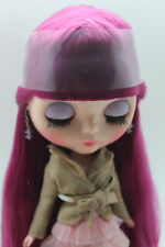 """12"""" Neo Nude  Purple hair Blythe doll From Factory  JSW12010"""