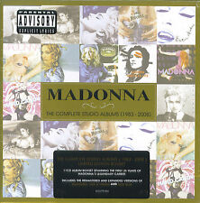 Madonna : The Complete Studio Albums 1983 - 2008 (11 CD)