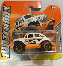MATCHBOX VW VOLKSWAGEN BEETLE 4 X 4  NEW MINT IN BUBBLE PACK
