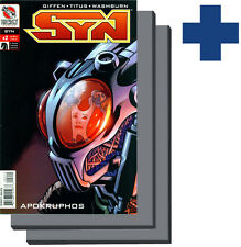 ♥♥♥♥ SYN • Issues 2,3 • «2 Comic Set»