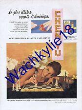 France illustration 265 11/11/1950 Casteret Spéléologie Assomption Dijon Échecs