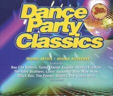 DANCE PARTY CLASSICS [BMG SPECIAL PRODUCTS] (NEW CD)