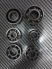 SCOOTER 125CC 150CC GY6  HIGH QUALITY BALL BEARING GEAR CRANK SET OF 6