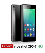 "Lenovo Vibe Shot Z90-7 5.0"" FHD Android 6 3GB 32GB 4G Unlocked Smartphone"