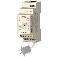 FLOOD SENSOR (WATER LEAK ALARM) PZM-10 230V AC, RELAY OUTPUT 16A/250V AC1 4000VA