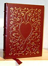 THE HEART IS A LONELY HUNTER, Carson McCullers,  Leather,  Book