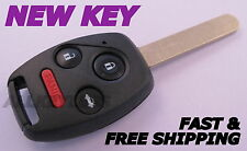 New replacement for HONDA KR55WK49308 master key keyless entry remote fob