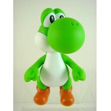 "Super Mario Bros YOSHI GREEN 5"" or 12.5 cm Poseable Action Figure Toy + GIFT"