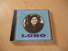 CD The Best of Lobo - 1993 - 18 Songs incl. I`d love you to want me