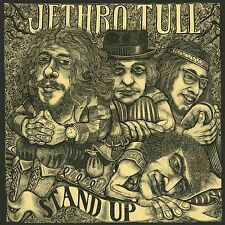 Jethro Tull - Stand Up - New CD Album - Pre Order - 17th Feb