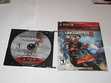 Uncharted 2 Among Thieves Game of the Year Edition (PS3, 2010) w/ Slip Cover - 2