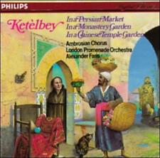 KetŠlbey In a Persian Market In a Monastery Garden In a Chinese Temple Garden CD